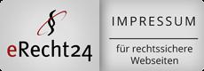 Impressum nach eRecht24