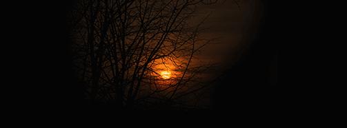 Bedeutung vom Traumsymbol Dunkelheit
