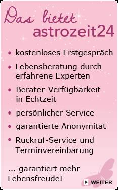 astrozeit24 Schweiz: Unsere Service-Versprechen
